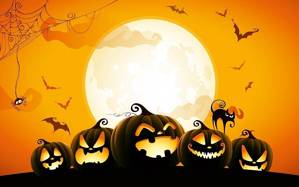 31 октября – Хеллоуин
